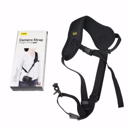 Alça Lateral Tiracolo Quick Strap Easy Para DSLR Nikon Canon EC-CAM-1