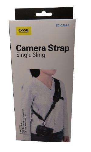 Alça Lateral Tiracolo Quick Strap Easy Para DSLR Nikon Canon - EC-CAM-1