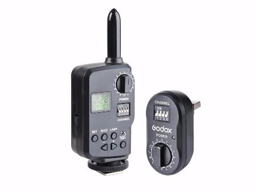 Radio Flash USB Godox 16 Canais Receptor E Transmissor - Ft-16