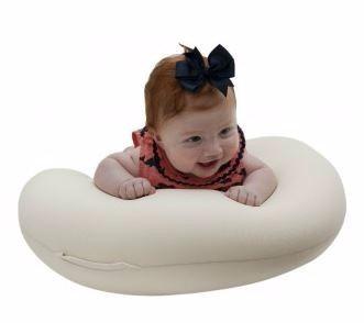 Almofada Para Amamentação Baby Pil - Milky Baby Creme