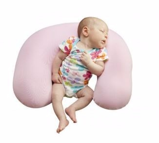 Almofada de Amamentação Milky Baby, Kababy, Rosa