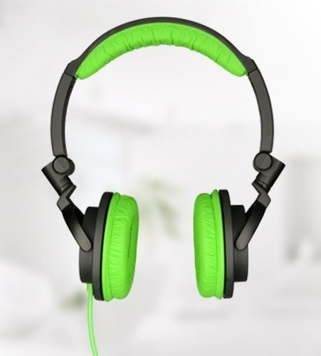 Fone De Ouvido Headphone One For All Na Cor Verde Sv5612