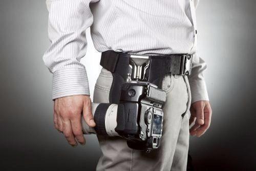 Cinto De Segurança Para Câmera Fotográfica