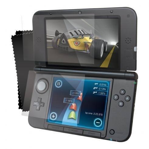 Películas De Proteção Dreamgear Para Nintendo 3Ds Xl - Dg3dsxl-2252