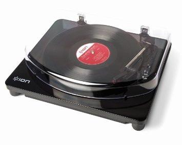Toca-discos Vinil Vitrola Moderna Bivolt Conversor Digital - CLASSICLP