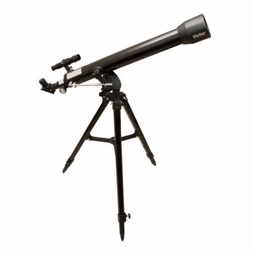 Telescópio De Retração Vivitar Zoom 168x A 525x - Vivtel60700