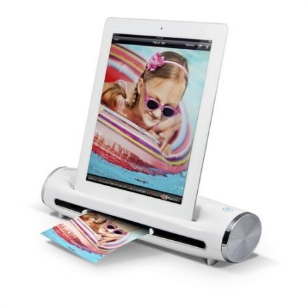 Scanner Portátil ION Para Digitalizar Fotos E Documentos Para iPad - DOCS2GO