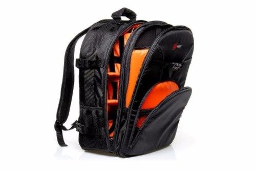 Mochila West Para Notebook E Maquina Fotográfica Profissional DSLR E Acessórios - VMB