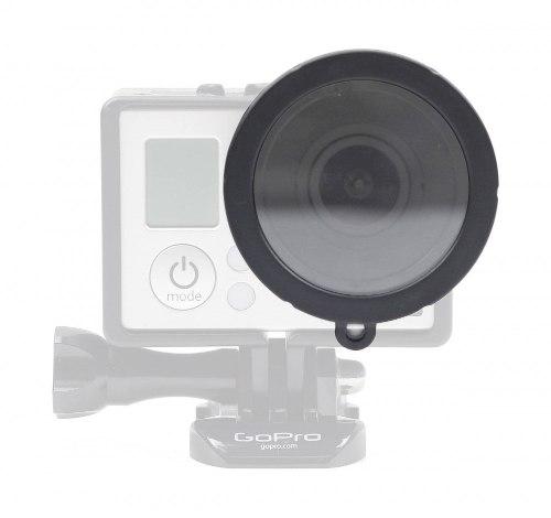 Filtro De Lente Polarizador GoPole Para GoPro Hero3 E Hero4 - P1005