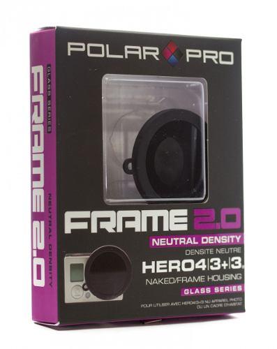 Filtro Densidade Neutra PolarPro Para Caixa Estanque GoPro - P1006