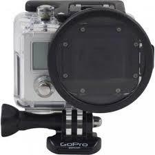 Filtro De Lente Polarizador PolarPro Para Caixa Estanque GoPro - P1011
