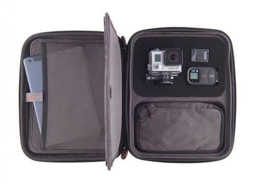Estojo Rígido GoCase H4Pro Para Câmera E Acessórios Gopro Hero4 - H4PRO