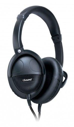 Fone De Ouvido Isound Headphone Com 6 Alto-Falantes - Dghp5550