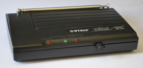 Microfone Padrão Profissional WVNGR - SM200