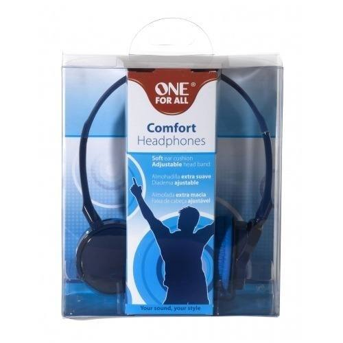Fone De Ouvido One For All Headphone Comfort - Sv5335