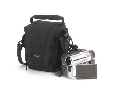 Bolsa LowePro Edit 100 Para Filmadora Ou Câmera Digital - Lp34682