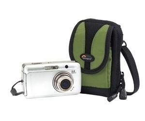 Estojo Case LowePro Para Câmera Digital E Acessórios Rezo 30 - Lp34939