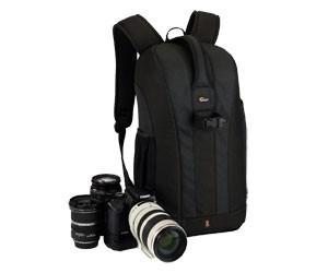 Mochila LowePro Para Câmera Digital Profissional E Acessórios Flipside 200 - LP35182