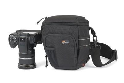 Bolsa LowePro Para Câmera DSLR E Acessórios Toploader - Lp35349