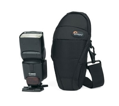 Estojo LowePro Para Flash-Quick Flex Pouch 55 Aw-Canon 430 LeoXw - Lp36276