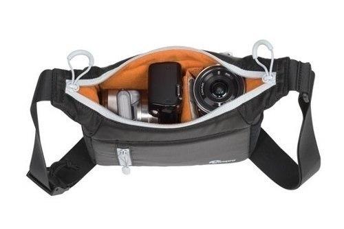 Bolsa Para Câmera Média E Acessórios LowePro Streamline 100 - Lp36360