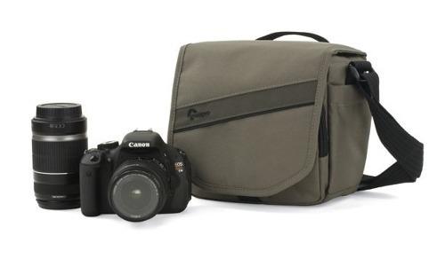 Bolsa De Ombro Para Câmera Digitaç SLR Com Lente E Acessórios - Event Messenger 100 LP36414
