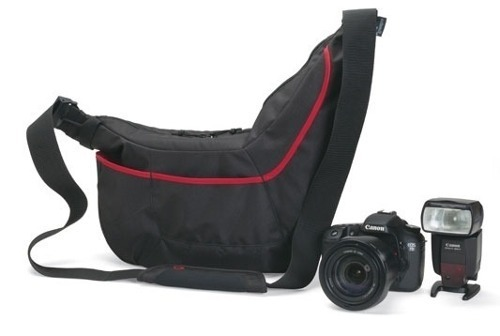 Bolsa LowePro Para Câmera E Acessórios Passporte Sling Ii - Lp36465