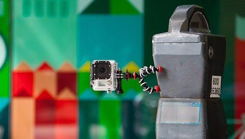 Tripé Garra GPod Mini Magnetic Original Joby Para Smartphone GoPro - Gp5-orww