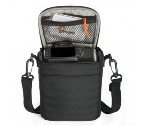 Bolsa LowePro Para Câmera Digital DSLR Ou Filmadora, Lente E Acessórios - Format 120 LP36510