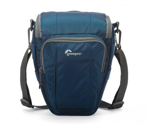 Bolsa LowePro Para Câmera Digital SLR, Lente E Acessórios - Toploader Zoom 55 AW II - LP36703
