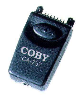 Adaptador P/Fone De Ouvido Coby - Ca757
