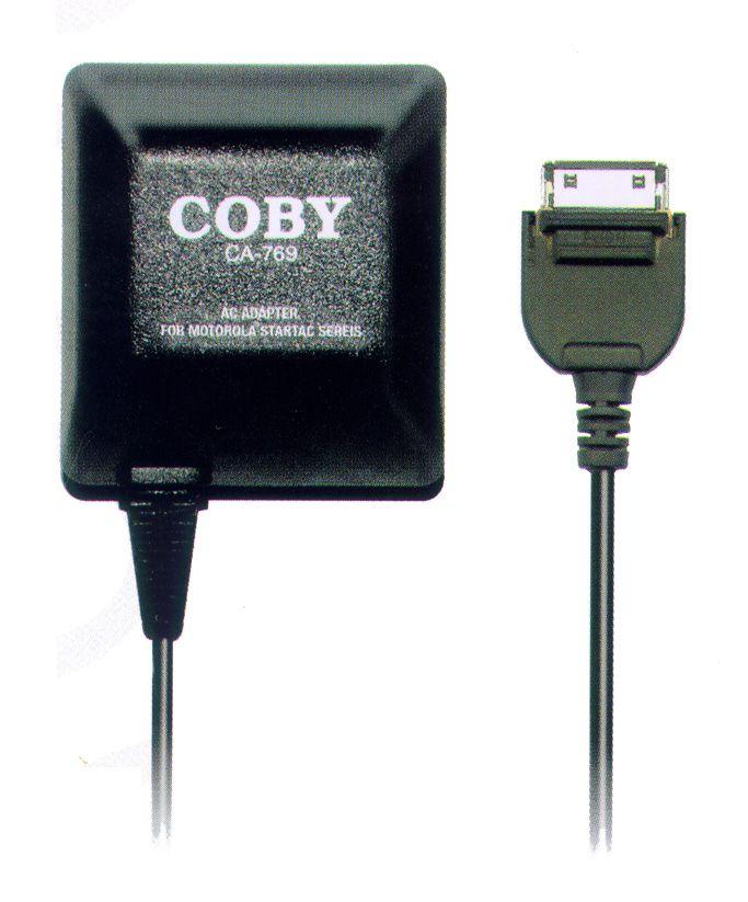 Adaptadores P/Automovel Coby - Ca769