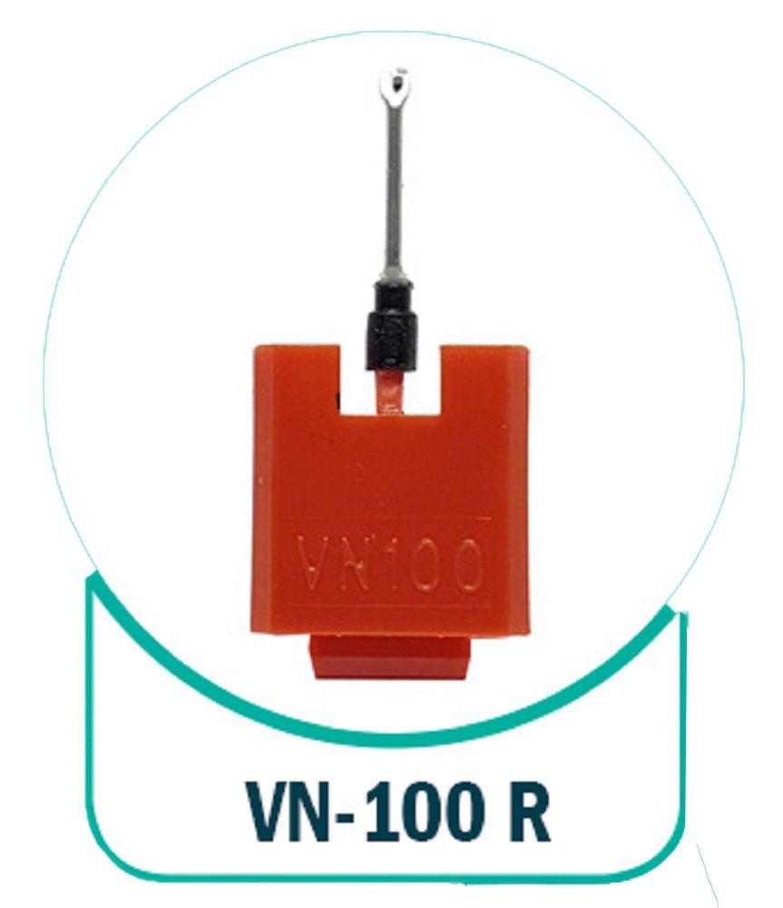 Agulha Leson VN100 Rubi Original Para Toca Discos E Vitrola - VN100-R