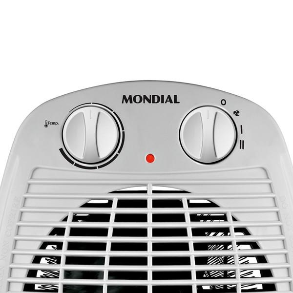 Aquecedor De Ar Eletrico Mondial A08 - 9660-01 110v