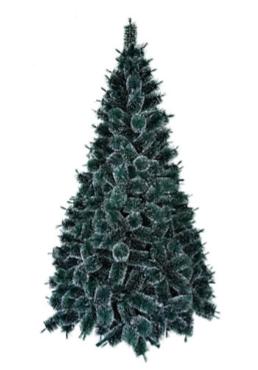 Árvore De Natal Pinheirinho Gigante Verde 2,50 Metros 460 Galhos - Andreia 3