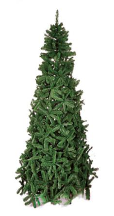 Árvore De Natal Pinheirinho Gigante Verde 3,0 Metros 2180 Galhos - Especial  3M