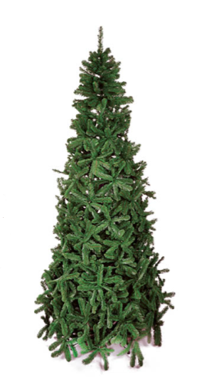 Árvore De Natal Pinheirinho Gigante Verde 4,0 Metros 4957 Galhos - Especial  4M