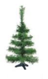 Árvore De Natal Pinheirinho Media Verde 0,60 Centímetros 31 Galhos - Shangai 1