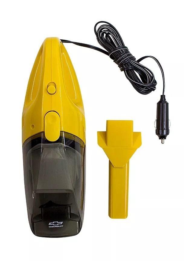 Aspirador de Pó Portátil Com Adaptador 12 V E 60 W - GM9100