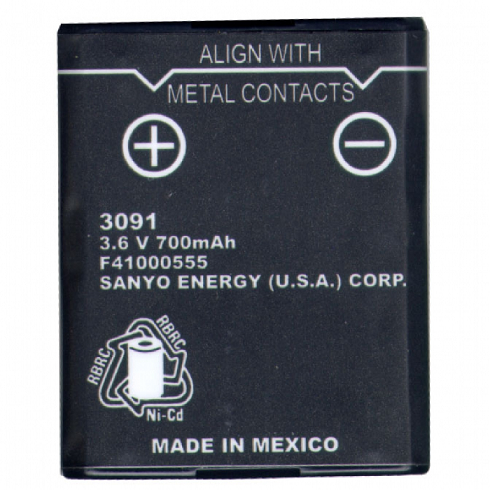 Bateria Ni-cd Para Telefone Sem Fio Philips - 3091