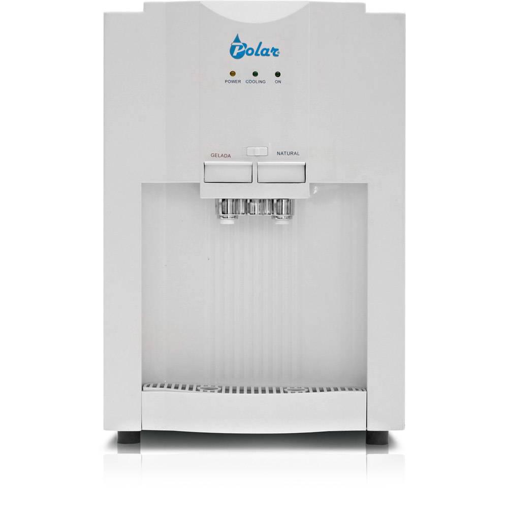 Purificador de Água Eletrônico Branco Polar - WP1000B 127V