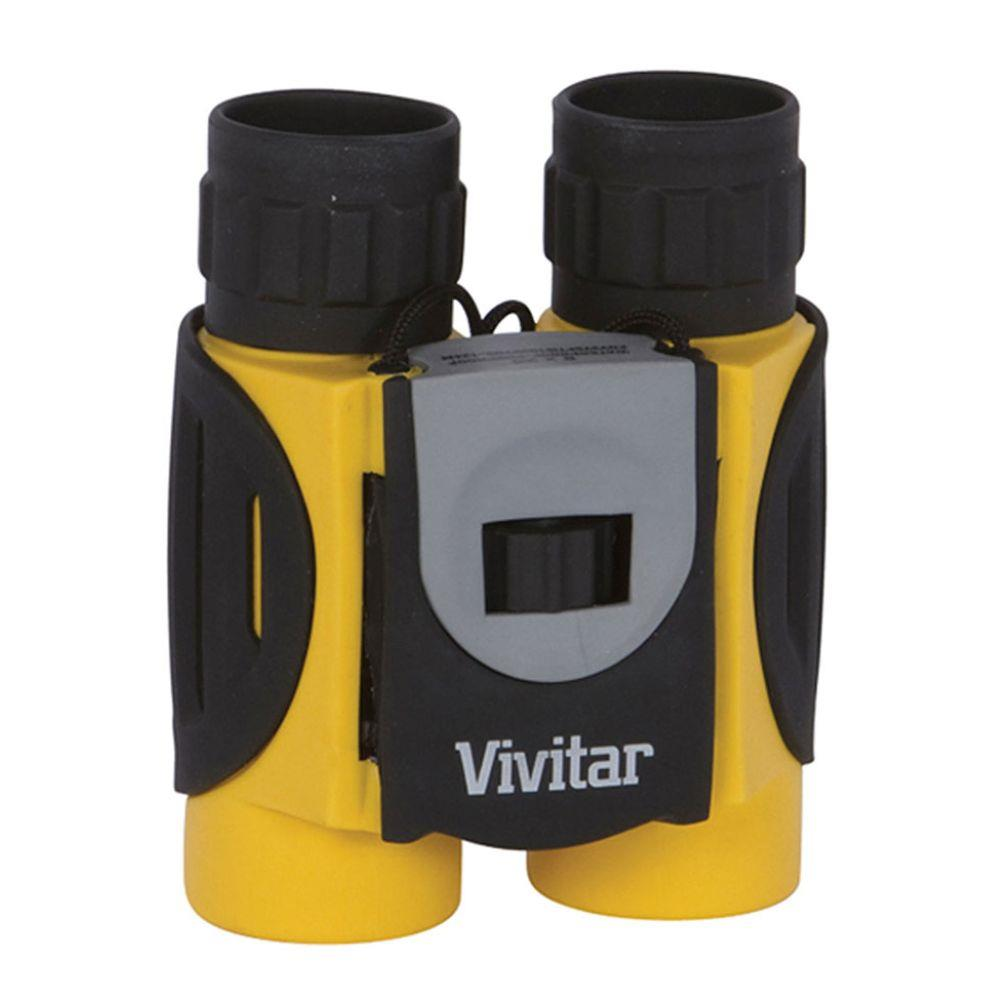 Binóculo Vivitar Com Zoom De 8x E Lente de 25mm - VIV-AV825