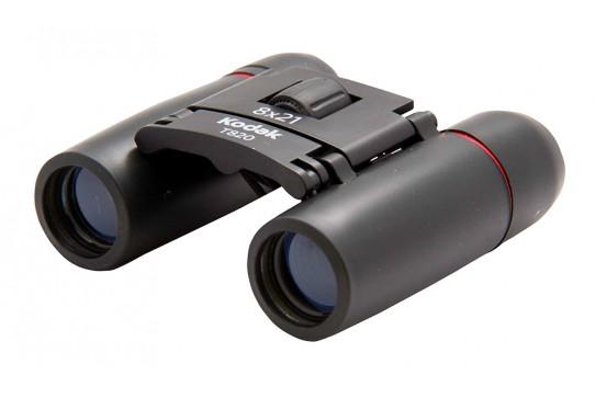 Binóculo Compacto Kodak Com Zoom 8X Lentes 21mm - T820