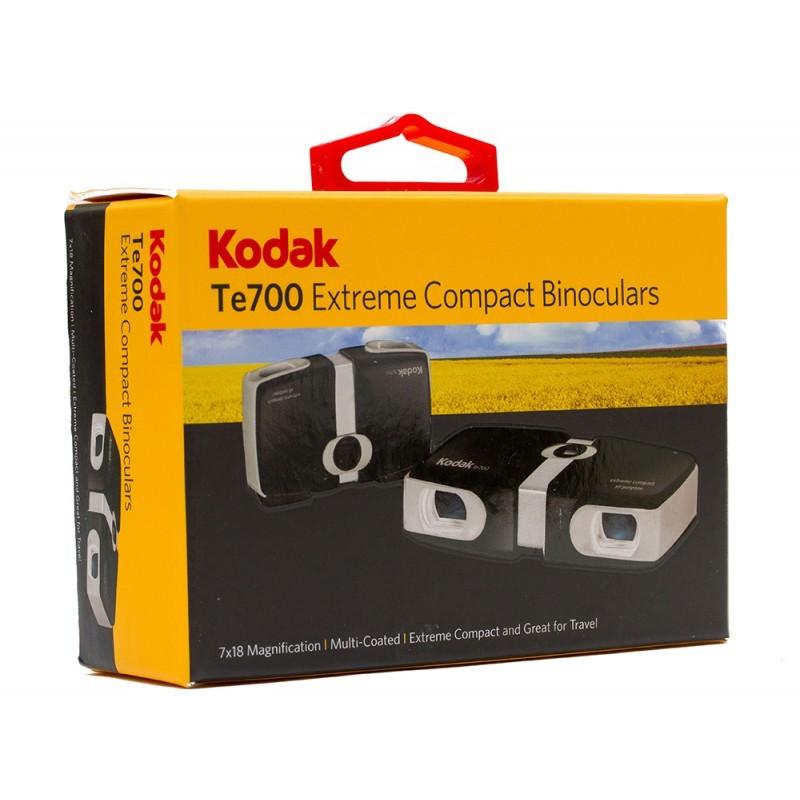 Binóculo Kodak Ultra Compacto Com Ampliação De 7x E Lentes 18mm - TE700