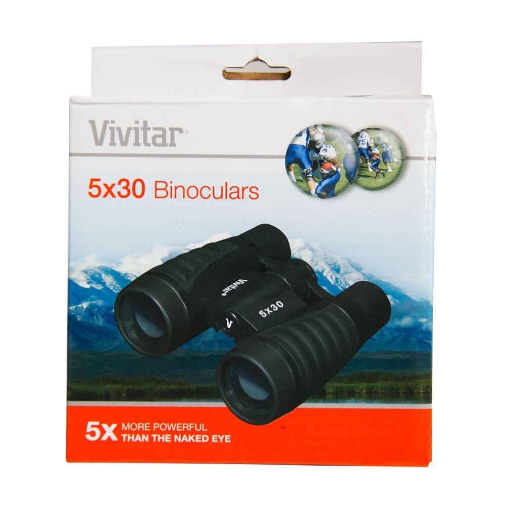 Binóculo Vivitar Compacto 5x Diâmetro 30mm  -  VIVCS530
