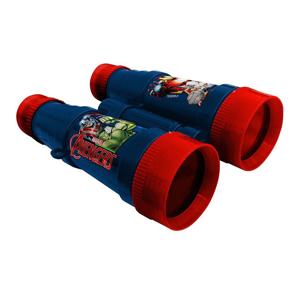 Binóculos de Brinquedo Avengers Linha Oficial - DY-351