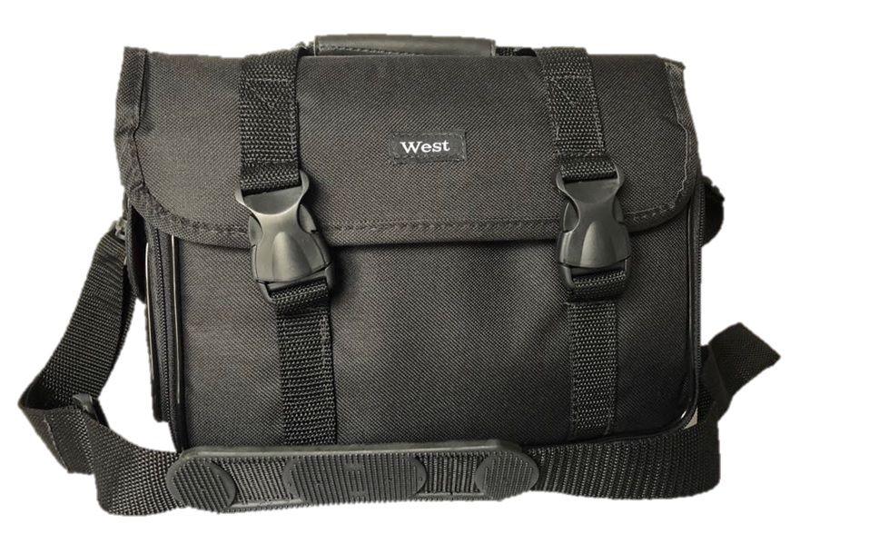 Bolsa Case Bag P/ Câmera Digital Fotografia Dslr Filmadoras Olimpic 3 - FULLFILMENT