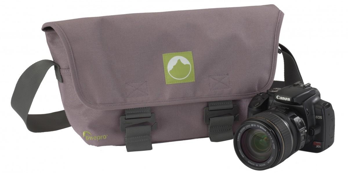 Bolsa LowePro Terraclime Para Câmera Digital Em Material Reciclado - LP35289