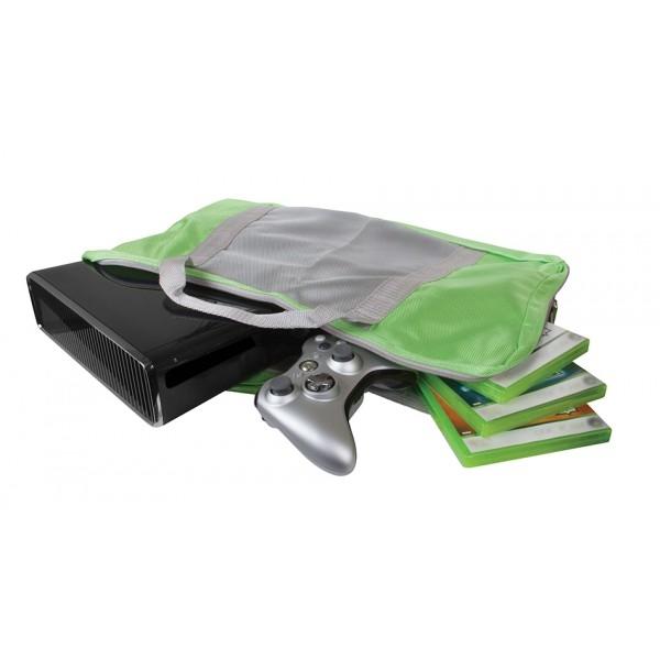 Bolsa Para Consoles PlayStation, Xbox, Nintendo Wii Slim E Acessórios - Dgun-2545