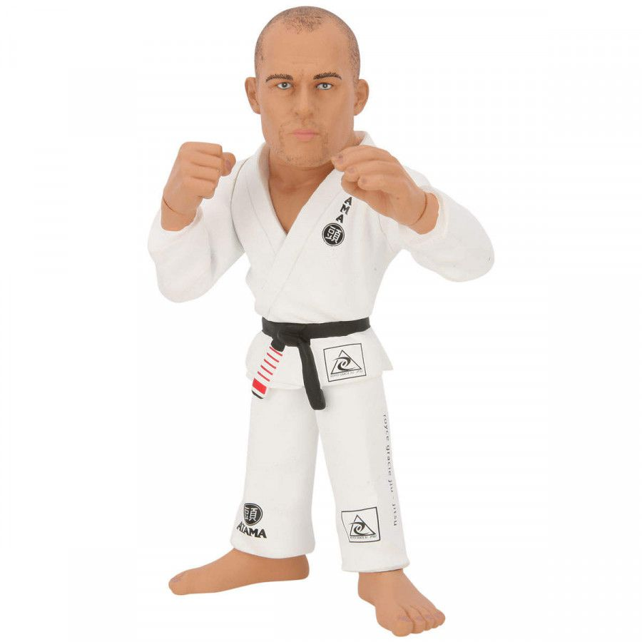 Boneco Action Figure UFC Ultimate Fighting Championship - Royce Gracie